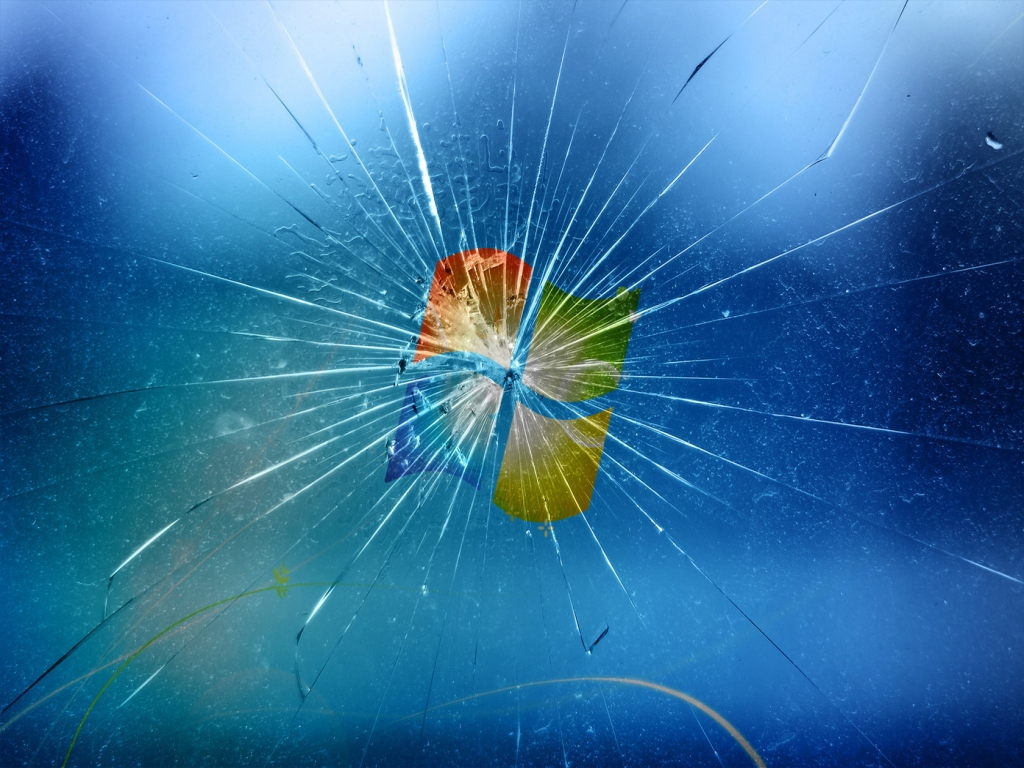 Broken screen 3