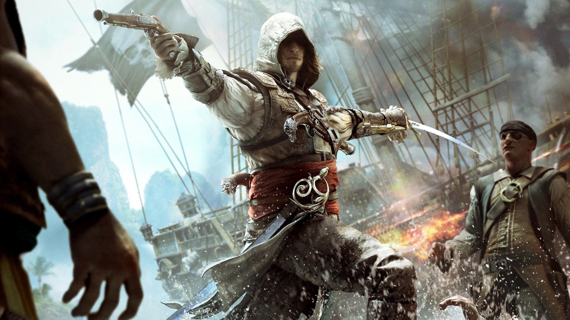 Assassins creed 4 2